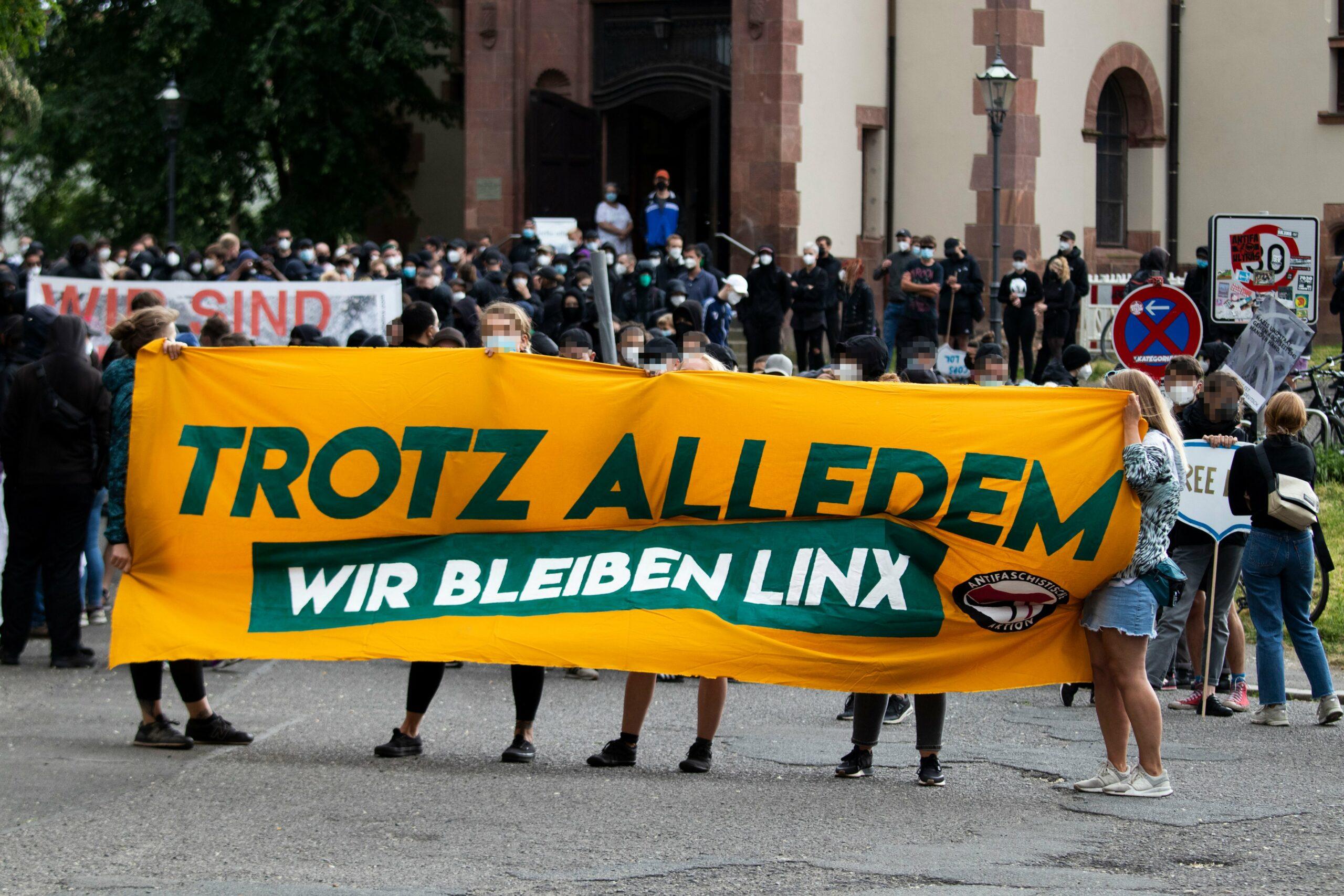 Read more about the article Kundgebung zum Prozessauftakt am 8. September