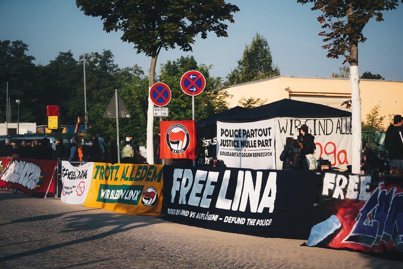 Read more about the article Kurzbericht zum Prozessauftakt im Antifa Ost-Prozess