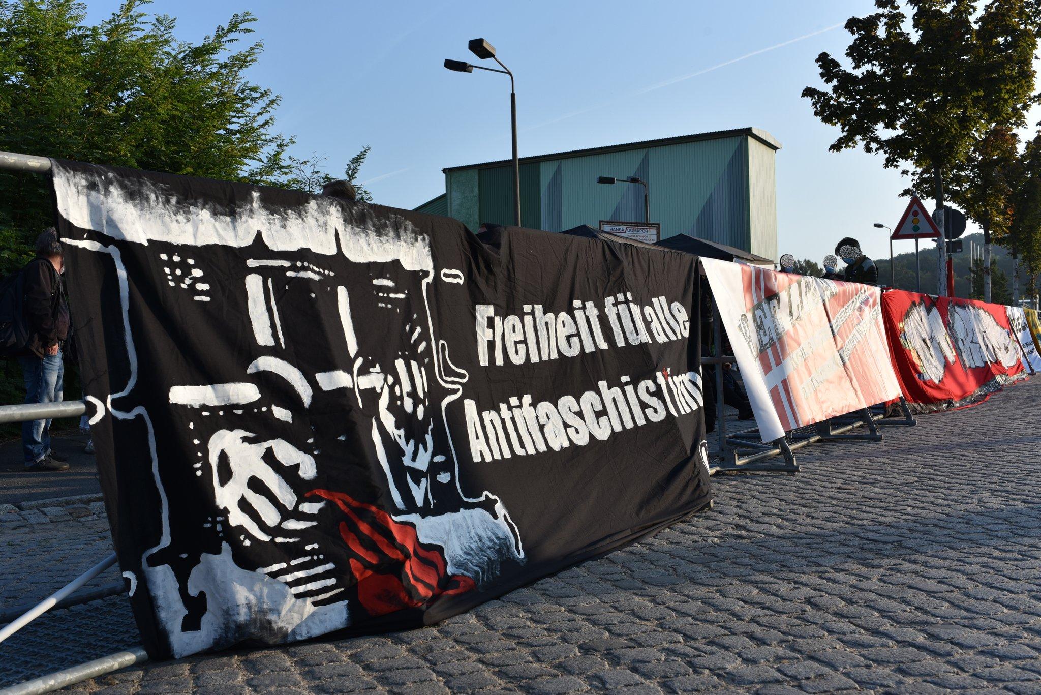 Read more about the article Pressemitteilung der Verteidigung der Angeklagten im Antifa Ost-Verfahren zum Prozessauftakt am 08.09.2021